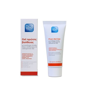 Picture of PHARMALEAD, FIRST AID GEL 50ml