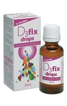 Picture of INTERMED D3 FIX DROPS 30ml