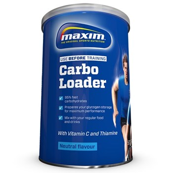 Picture of ΜΑΧΙΜ CARBO LOADER NEUTRAL FLAV. 500gr