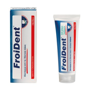 Picture of FROIKA FROIDENT TOOTHPASTE 75ml