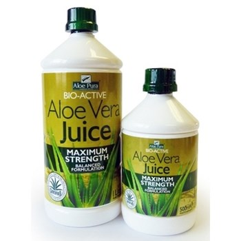 Picture of Optima Aloe Vera Juice Maximum Strength 1000 ml