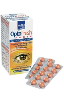 Picture of INTERMED, OPTOFRESH FORTE 60 tabs