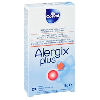 Picture of COSVAL ALERGIX PLUS 20Tabs