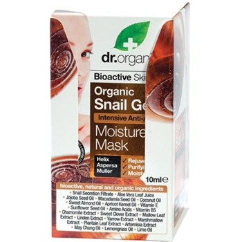 Picture of Dr. Organic Snail Gel Moisture Mask 10 ml
