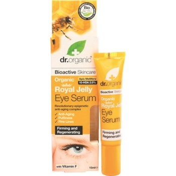 Picture of DR.ORGANIC Organic Royal Jelly Eye Serum 15ml