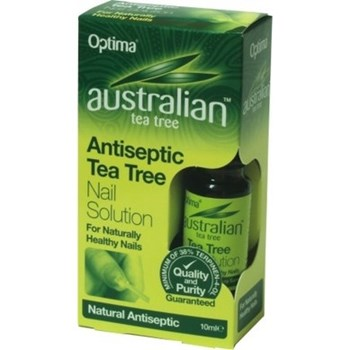 Picture of ΟΡΤΙΜΑ AUSTRALIAN ΤΕΑ TREE ANTISEPTIC NAIL SOLUTION 10ml