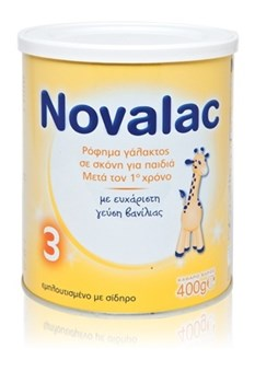 Picture of NOVALAC 3 400gr