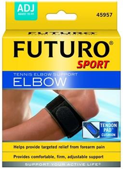 Picture of FUTURO™ 45975IE Αθλητικός Ρυθμιζόμενος Επίδεσμος Αγκώνα Ένα Μέγεθος