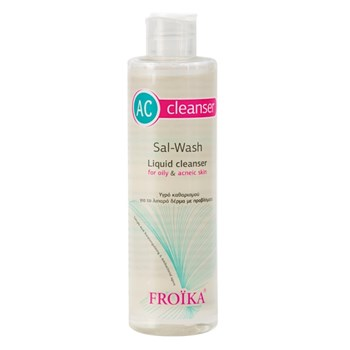 Picture of FROIKA AC SAL WASH CLEANSER 200ml
