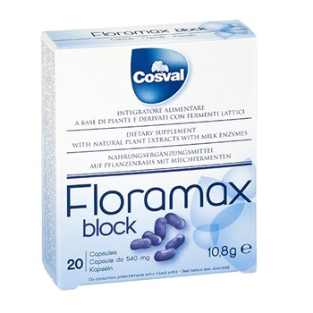 Picture of COSVAL FLORAMAX BLOCK 20 CAPS