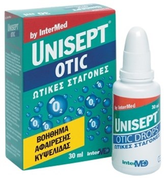 Picture of UNISEPT OTIC DROPS 30ml