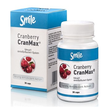 Picture of SMILE Cranberry CranMax 30 caps