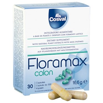 Picture of COSVAL FLORAMAX COLON 30Tabs
