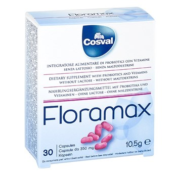 Picture of COSVAL FLORAMAX 30Caps