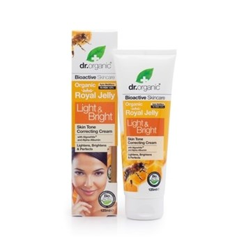 Picture of DR.ORGANIC Organic Royal Jelly Light & Bright Cream 125ml
