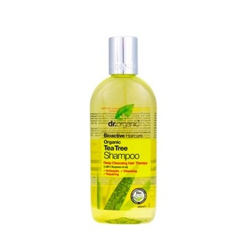 Picture of DR.ORGANIC Organic Tea Tree Shampoo 265ml