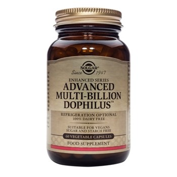 Picture of SOLGAR Advanced Multi-Billion Dophilus 60 veg caps