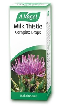 Picture of A. VOGEL Milk Thistle 50ml