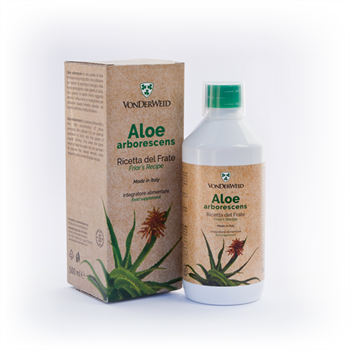 Picture of Aloe Arborescens no alcohol 600gr VonDerWeid