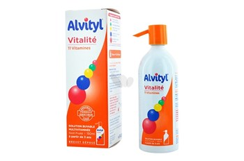 Picture of ALVITYL VITALITE 11 ΒΙΤΑΜΙΝΕΣ