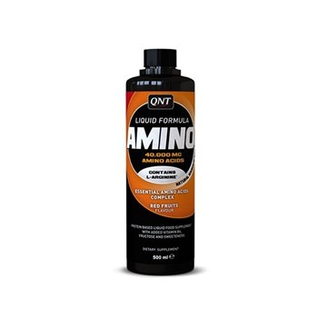 Picture of QNT Amino Acid Liquid 4000 Red Fruits Flavour 500ml