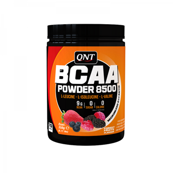 Picture of QNT BCAA 8500 Instant Powder Forest Fruit Flavour 350gr