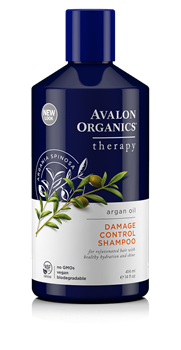 Picture of AVALON ORGANICS Therapy Damage Control Shampoo 414ml