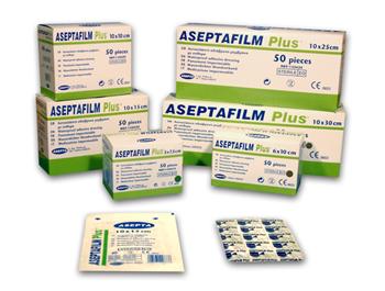 Picture of ASEPTAFILM PLUS 10Χ20