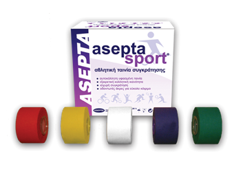Picture of ASEPTASPORT WHITE 3.75Χ10