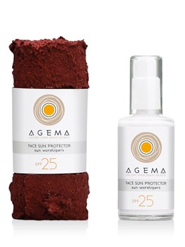 Picture of AGEMA FACE SUN PROTECTOR SPF25 60ml