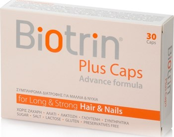 Picture of BIOTRIN PLUS 30CAPS