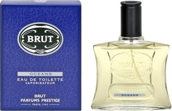 Picture of BRUT EAU DE TOILETTE SPRAY OCEANS 100ml