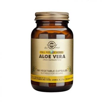 Picture of SOLGAR Aloe Vera 100 veg caps