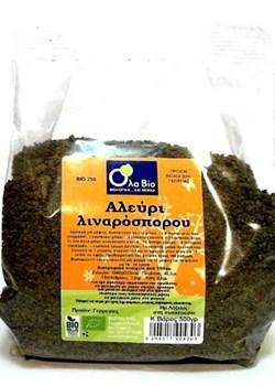 Picture of ΑΛΕΥΡΙ ΛΙΝΑΡΟΣΠΟΡΟΥ 500γρ ΒΙΟ
