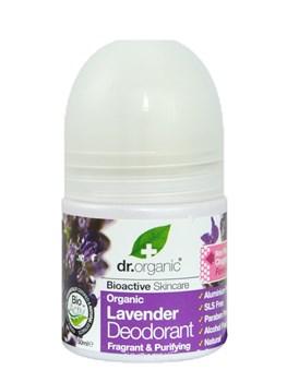 Picture of DR.ORGANIC Organic Lavender Deodorant 50ml
