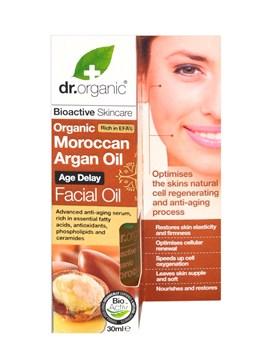 Picture of DR.ORGANIC Organic Moroccan Argan Oil Facial Oil 30ml