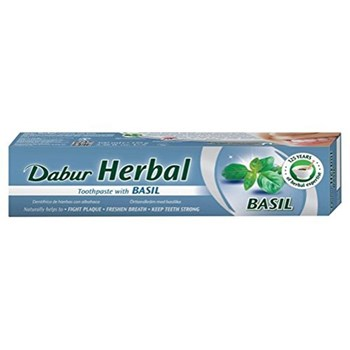 Picture of DABUR ΟΔΟΝΤΟΚΡΕΜΑ BASIL 100ML