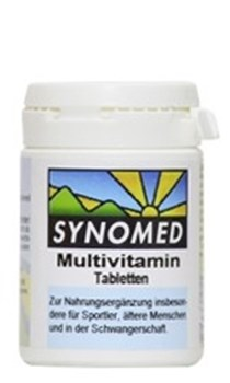 Picture of Metapharm Multivitamin ( SYNOMED ) 50 Ταμπλέτες