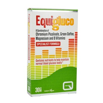 Picture of Quest Equigluco 30tabs