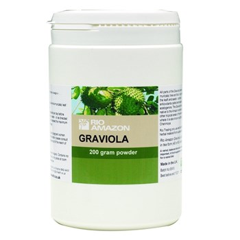 Picture of Rio Trading GRAVIOLA Powder 200gr