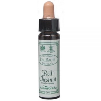 Picture of AINSWORTHS, Dr. Bach Red Chestnut 10ml