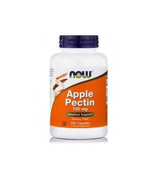Picture of NOW APPLE PECTIN 700mg 120VEGCAPS