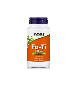 Picture of NOW Fo-Ti 560 mg Veg 100 Capsules
