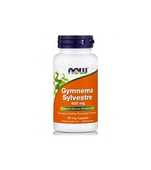 Picture of NOW Gymnema Sylvestre 400 mg Veg 90 Capsules