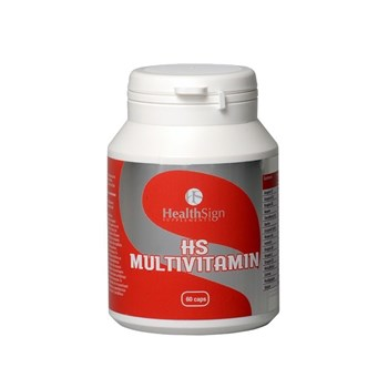 Picture of HEALTH SIGN HS Multivitamin 60 caps