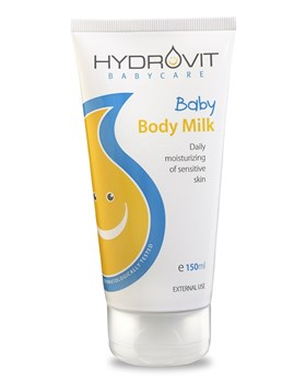 Picture of HYDROVIT, Baby Body Milk 150ml