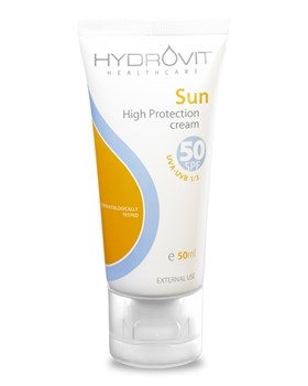 Picture of HYDROVIT Sun Cream SPF50 50ml