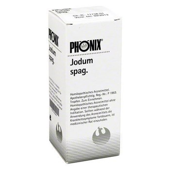 Picture of Metapharm Phonix Jodum spag 50 ml