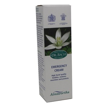 Picture of AINSWORTHS Bach Emergency Cream 40ml