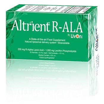 Picture of Altrient R-ALA (Λιποσωμικό) R-άλφα λιποϊκό οξύ